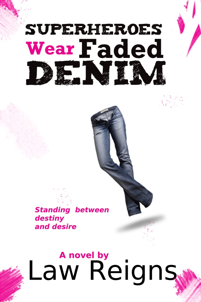 New adult fantasy romance Faded Denim excerpt: Master of the Facade (1/2)