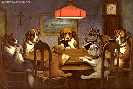 dogsreading