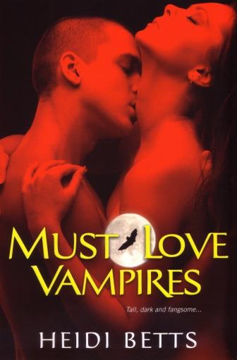 Must Love Vampires