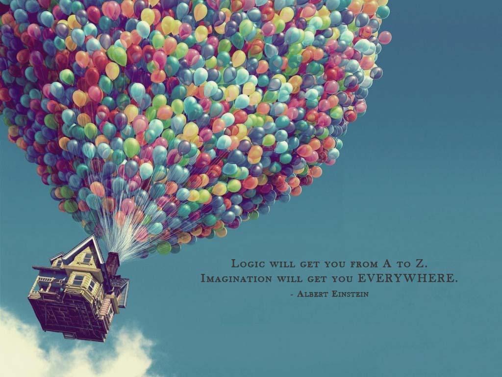 Let your imagination roam!